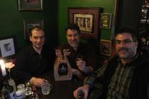 Maic, Thor, Jim and me !